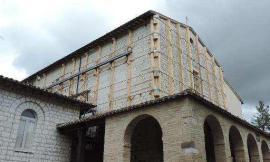 San Severino, post sisma: torna di nuovo utilizzabile la chiesa di San Salvatore in Colpersito