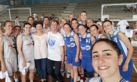 Fabriano basket femminile: bel colpo, rinnovata Elisabetta Paffi per un'altra stagione