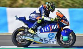 Moto 2 Gp Spagna, solo un ottavo posto per Baldassarri: trionfa Luca Marini