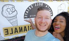 """Civitanova, alla tabaccheria """"Black'n White"""" arriva il gelato: la nuova sfida di Michele Passaretti"""