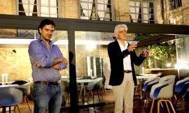 Macerata, tra gli applausi e i sorrisi dei commercianti: Parcaroli illustra la rinascita del centro storico (Fotogallery e VIDEO)