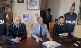Civitanova, scacco allo spaccio: sequestrati 2,5 Kg di MDMA diretti alla costa. Arrestati due pusher albanesi (FOTO)