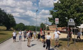 CUS Camerino, grande successo per l'Open Day: più di 150 i ragazzi presenti al tour degli impianti
