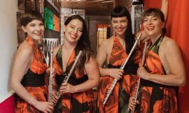 Ripe San Ginesio, all'Arena 'La Cava' arriva in concerto il Quartetto F.A.T.A