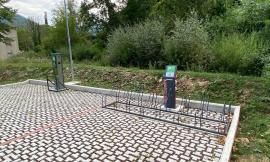 Castelsantangelo sul Nera compie 100 anni e inaugura la prima stazione di ricarica per veicoli elettrici