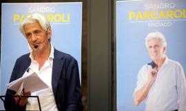 """Sandro Parcaroli presenta il programma tra una pioggia di applausi: """"Così faccio tornare grande Macerata"""" (Video e Foto)"""