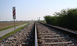 Macerata, lavori ferrovia:  chiusura zona Valle e bivio vergini