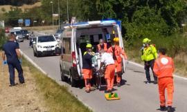 Pollenza, tragico schianto in superstrada: un morto e due feriti. Uno è grave (VIDEO e FOTO)