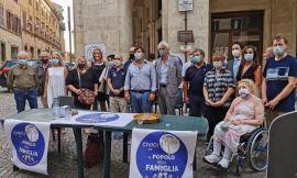"""Macerata, """"aiuti concreti a famiglie e artigiani"""": i Civici del Popolo della Famiglia si presentano (FOTO)"""