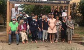 I sessantenni di San Ginesio festeggiano insieme