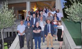 Macerata, l'Udc corre con Parcaroli: presentata la lista dei 32 candidati consiglieri (FOTO e VIDEO)