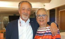 Macerata, nozze d'oro per Gabriele e Rosanna: festa a sorpresa con Jerry Calà