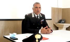 Macerata, Nicola Candido è il nuovo Comandante Provinciale dei Carabinieri di Macerata