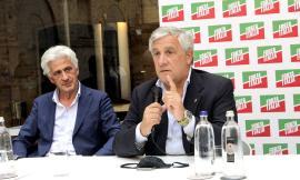 """Macerata,  Tajani guarda oltre: """"Forza Italia punterà all'assessorato per le attività produttive"""" (FOTO)"""