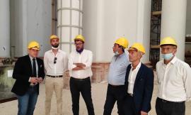 """Lega,  Giorgetti in visita nelle Marche: """"Zona rossa di Camerino monumento all'incapacità del Pd"""""""