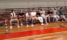 """Tolentino, la """"Nuova Simonelli Basket Tolentino"""" presenta i protagonisti della Serie C Silver"""
