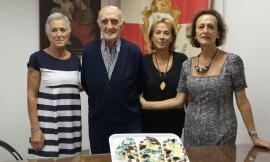 Mogliano festeggia un nuovo centenario: è Renato Germani