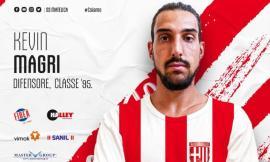 Serie C, il Matelica completa la difesa: Kevin Magri vestirà biancorosso