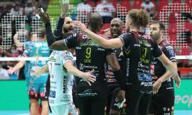 Lube sconfitta al tie-break da Perugia: sfuma la Supercoppa dopo una finale epica