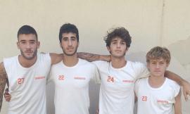 Sangiustese, quattro i nuovi arrivi in rosa grazie alla collaborazione con lo United Civitanova
