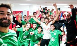 """Serie C, debutto da """"favola"""" per il Matelica: un gol di capitan De Santis sbanca Trieste"""