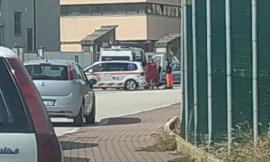 Pollenza, incidente in un'officina meccanica: uomo trasportato al pronto soccorso