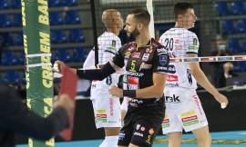 La Lube travolge Trento 3-0 nel big match: partita senza storia