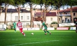Serie C, prima battuta d'arresto per il Matelica: la Vis Pesaro vince in rimonta
