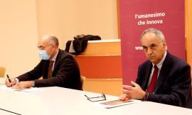 """Unimc apre le porte alla 'prima volta' di Mattarella a Macerata: """"Un incoraggiamento per il futuro"""" (VIDEO)"""