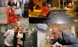 Civitanova, cena-spettacolo per l'apertura invernale del Bolina: dj e opere d'arte sotto lo stesso tetto
