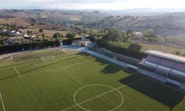 Due sospetti casi Covid: rinviata la partita tra Montefano e Vigor Senigallia