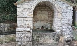 """Valfornace, recuperate gran parte delle fontane storiche: """"Creare percorsi turistici dedicati"""""""