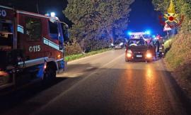 Corridonia, scontro tra due auto: un uomo finisce al pronto soccorso