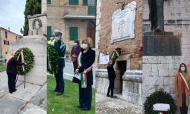 Celebrazioni del 4 novembre, le commemorazioni in provincia di Macerata (FOTO)
