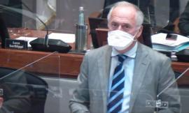 """Covid-19, Saltamartini: """"Sperimenteremo l'uso dell'idrossiclorochina e dell'ozono"""""""