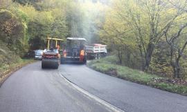Nuovo asfalto sulla provinciale 91: lavori per 250 mila euro