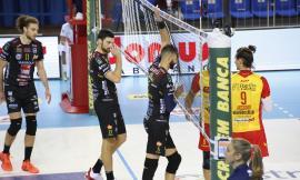 Clamorosa caduta della Lube contro Vibo Valentia: arriva la prima sconfitta in campionato (FOTO)