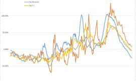 Covid-19, le Marche vanno verso la zona gialla: l'evoluzione del virus nei grafici dell'Ingegner Petro
