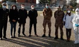 Urbisaglia, arrivano medici e infermieri militari alla casa di riposo: 33 gli ospiti positivi