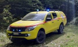 Serrapetrona, rovinosa caduta con la mountain bike: giovane trasportato all'ospedale