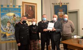Porto Recanati: dopo 40 anni di servizio, il Maresciallo Leonardo Russo si congeda