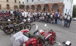 """Moto d'epoca, manifestazione del Circuito Chienti e Potenza inserita nel """"Tricolore Asi 2021"""""""