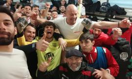 Serie C, il Matelica vince il derby con il Fano in rimonta