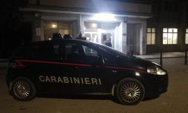 """Porto Recanati, vetrina della gioielleria """"Felici Pensieri""""  presa a picconate: indagano i Carabinieri"""