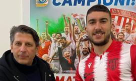 """Matelica, ufficiale l'attaccante Alberti: """"La squadra mi ha entusiasmato"""""""