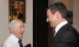"""Scomparsa Don Pigini, il ricordo di Iginio Straffi: """"È stato il primo a credere nelle mie idee"""""""