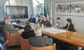 Civitanova, il Comune programma lo sviluppo dell'area portuale: incontro con Acquaroli