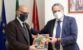"""Tolentino, Pezzanesi accoglie il nuovo Questore: """"programmati incontri con la cittadinanza"""""""
