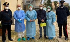 Recanati, al via le vaccinazioni anti-Covid alla Casa di Riposo: screening anche per gli studenti