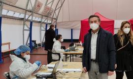 Screening di massa, i numeri di Corridonia e Sarnano: i positivi totali riscontrati sono stati 15